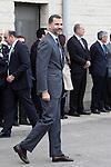 Prince Felipe of Spain visits Alcaniz village on November 7, 2012 in Alcaniz, Teruel, Spain.(ALTERPHOTOS/Harry S. Stamper)