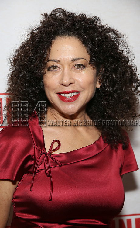 Mimi Lieber attends the Broadway Opening Night After Party for  'Indecent' at Bryant Park Grill on April 18, 2017 in New York City.