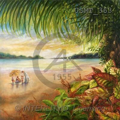 Malenda, LANDSCAPES, paintings(USMT363,#L#) Landschaften, Schiffe, paisajes, barcos, llustrations, pinturas