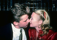 Maxwell Caulfield Juliet Mills 1982<br /> Photo By Adam Scull/PHOTOlink.net