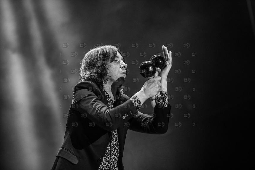 CIUDAD DE MEXICO, D.F. 22 Noviembre.- Primal Scream durante el festival Corona Capital 2015 en el Autodromo Hermanos Rodríguez de la Ciudad de México, el 22 de noviembre de 2015.  FOTO: ALEJANDRO MELENDEZ