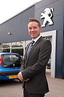 Andy Moss, General Manager of Bristol Street Motors Peugot