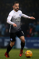 Danny Lloyd scorer of Peterborough United's first goal during Gillingham vs Peterborough United, Sky Bet EFL League 1 Football at the MEMS Priestfield Stadium on 10th February 2018