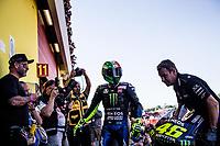 VALENTINO ROSSI - ITALIAN - MONSTER ENERGY YAMAHA MotoGP - YAMAHA<br /> Mugello 01/06/2019 <br /> Gran Premio motociclistico d'Italia 2019 <br /> Photo Vincent Guignet / Panoramic / Insidefoto  <br /> ITALY ONLY