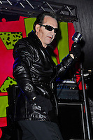 BLACKPOOL, ENGLAND - AUGUST 6: Dave Vanian(David Lett) of 'The Damned' performing at Rebellion Festival, Tower St Arena on August 6, 2016 in Blackpool, England. /MediaPunch ***NORTH AND SOUTH AMERICAS ONLY***
