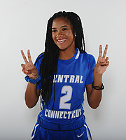 CCSU WBB Photo Day 9/29/2017