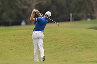 Andrew Dodt (AUS) on the 3rd fairway during Round 4 of the Australian PGA Championship at  RACV Royal Pines Resort, Gold Coast, Queensland, Australia. 22/12/2019.<br /> Picture Thos Caffrey / Golffile.ie<br /> <br /> All photo usage must carry mandatory copyright credit (© Golffile   Thos Caffrey)