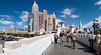 The Strip, Las Vegas Nevada.
