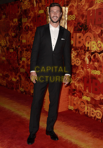 20 September  2015 - West Hollywood, California - Pablo Schrieber. Arrivals for the 2015 HBO Emmy Party held at the Pacific Design Center. <br /> CAP/ADM/BT<br /> &copy;BT/ADM/Capital Pictures