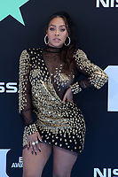 LOS ANGELES, CA - JUNE 23: Lala Anthony at the 2019 BET Awards at the Microsoft Theater in Los Angeles on June 23, 2019. Credit: Faye Sadou/MediaPunch