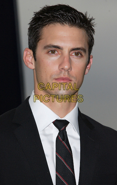 "MILO VENTIMIGLIA.Photocall for NBC's ""Heroes"" Series 2 at 30 St Marys Axe, London, England.August 30th, 2007.headshot portrait.CAP/ROS.©Steve Ross/Capital Pictures"