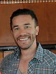 Tom Pelphrey donated time at 15th Southwest Florida Soapfest 2014 Charity Weekend - at Cruisin' and Schmoozin' on May 25, 2104 aboard the Marco Island Princess (boat), Marco Island, Florida.  (Photo by Sue Coflin/Max Photos)
