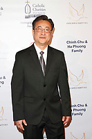 BURBANK - APR 27: Steve Lee at the Faith, Hope and Charity Gala hosted by Catholic Charities of Los Angeles at De Luxe Banquet Hall on April 27, 2019 in Burbank, CA
