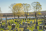 River view cemetary, Essex , CT. Connecticutt River
