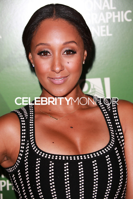 LOS ANGELES, CA, USA - AUGUST 25: Tamera Mowry-Housley at the FOX, 20th Century FOX Television, FX Networks And National Geographic Channel's 2014 Emmy Award Nominee Celebration held at Vibiana on August 25, 2014 in Los Angeles, California, United States. (Photo by David Acosta/Celebrity Monitor)