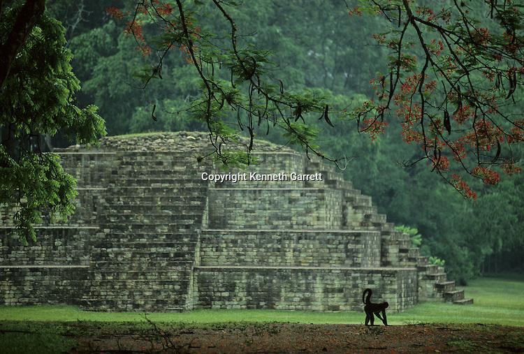 Honduras; Copan; Maya