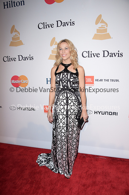 Sheryl Crow attends the 2015 Pre-GRAMMY Gala & GRAMMY Salute to Industry Icons with Clive Davis at the Beverly Hilton  in Beverly Hills, California on February 07,2015                                                                               © 2015 Hollywood Press Agency