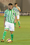 Nono during the match between Real Betis and Recreativo de Huelva day 10 of the spanish Adelante League 2014-2015 014-2015 played at the Benito Villamarin stadium of Seville. (PHOTO: CARLOS BOUZA / BOUZA PRESS / ALTER PHOTOS)