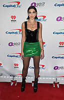 PHILADELPHIA, PA - DECEMBER 05: Dua Lipa attends Q102's Jingle Ball 2018 at Wells Fargo Center on December 5, 2018 in Philadelphia, Pennsylvania. Photo: imageSPACE/MediaPunch