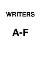 Writers A-F