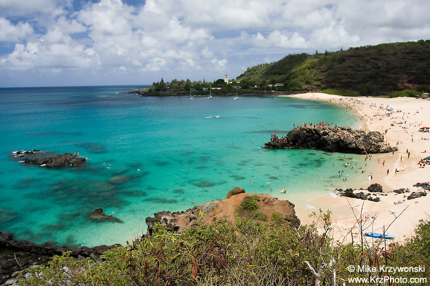 Waimea Bay, North Shore, Oahu