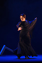London, UK. 15.03.2013. Ballet Flamenco Eva Yerbabuena, starts the Flamenco Festival London, with AY!, at Sadler's Wells. Picture shows: Eva Yerbabuena. Photo credit: Jane HObson.