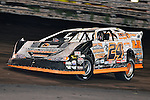 Sep 26, 2013; 7:24:46 PM; Knoxville, IA., USA; 10th Annual Lucas Oil Late Model Knoxville Nationals presented by Caseys General Stores at the Knoxville Raceway.  Mandatory Credit: (thesportswire.net)