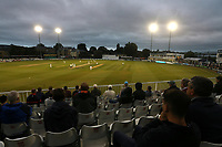 General view of the ground towards the close of play during Essex CCC vs Middlesex CCC, Specsavers County Championship Division 1 Cricket at The Cloudfm County Ground on 28th June 2017