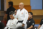 Makoto Hirose (JPN), <br /> JULY 27, 2016 - Judo : <br /> Japan national team Send-off Party for Rio Olympic Games 2016 <br /> &amp; Paralympic Games <br /> at Kodokan, Tokyo, Japan. <br /> (Photo by AFLO SPORT)