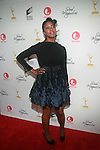 Condola Rashad attends the world premiere of the Lifetime Original Movie Event, Steel Magnolias held at the Paris Theater, NY   10/3/12