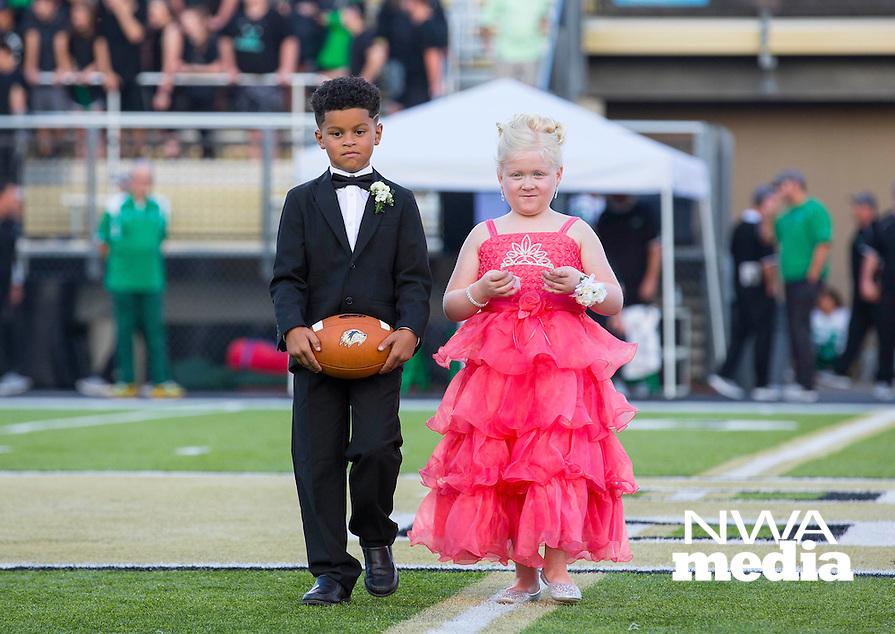Photos by David Beach - Bentonville Homecoming West Game - Van Buren vs Bentonville West, Tiger Stadium, Bentonville, AR on September 23, 2016.