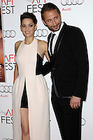 Rust And Bone, Movie Premiere in Los Angeles