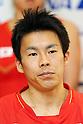 Naoki Kawamae (JPN), .June 9, 2012 - Badminton : .Badminton Japan National Team Send-off Ceremony for the London Olympics 2012 .in Tokyo, Japan. .(Photo by Daiju Kitamura/AFLO SPORT) [1045]