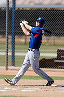 Clark Murphy -Texas Rangers - 2009 spring training.Photo by:  Bill Mitchell/Four Seam Images