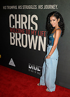 "LOS ANGELES, CA: Jheno Aiko at the premiere of Riveting Entertainment's ""Chris Brown: Welcome to My Life"" documentary at L.A. Live in Los Angeles, California on June 6, 2017 Credit: Koi Sojer/Snap'N U Photos/MediaPunch"