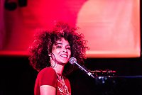 Kandace Springs at the 2017 Monterey Jazz Festival