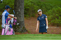 So Yeon Ryu (KOR) looks over her chip shot on 10 during round 1 of the U.S. Women's Open Championship, Shoal Creek Country Club, at Birmingham, Alabama, USA. 5/31/2018.<br /> Picture: Golffile   Ken Murray<br /> <br /> All photo usage must carry mandatory copyright credit (© Golffile   Ken Murray)