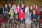 YULE-TIDE: Member's of the Lahern Group enjoying a great time at their Christmas party at the Meadowlands hotel, Tralee on Friday seated l-r: Ita O'Donnell, Kay Dillane, Maureen Dwyer, Rose O'Connor and Mary Howard. Back l-r: Susan Dillane, Eileen Buckley, Pat Egan, Ita O'Donnell, Ann Somers, Kitty Collins, Mary Coffey, Mary Horgan, Celia Guihan and Breda McCarthy.