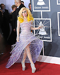 Lady Gaga at The 52nd Annual GRAMMY Awards held at The Staples Center in Los Angeles, California on January 31,2010                                                                   Copyright 2009  DVS / RockinExposures