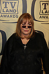 "Penny Marshall - Laverne & Shirley at the 10th Anniversary of the TV Land Awards on April 14, 2012 to honor shows ""Murphy Brown"", ""Laverne & Shirley"", ""Pee-Wee's Playhouse"", ""In Loving Color"" and ""One Day At A Time"" and Aretha Franklin at the Lexington Armory, New York City, New York. (Photo by Sue Coflin/Max Photos)"