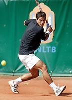 16-8-06,Amsterdam, Tennis, NK,  Quarter final match,  Jesse Huta Galung