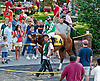 Missy Rules before The Go for Wand Stakes at Delaware Park on 6/15/13