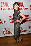 "attends the Opening Night of The New Group World Premiere of ""All The Fine Boys"" at the The Green Fig Urban Eatery on March 1, 2017 in New York City."