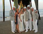 Amy and Tom Bennett wedding Virginia Beach, Virginia, 4/14/12.  Amy Gray Bennett, Tom Bennett,