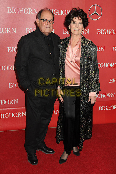 2 January 2016 - Palm Springs, California - Laurence Luckinbill, Lucie Arnaz. 27th Annual Palm Springs International Film Festival Awards Gala held at the Palm Springs Convention Center.  <br /> CAP/ADM/BP<br /> &copy;BP/ADM/Capital Pictures