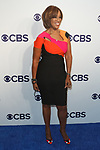 Gayle King arrives at the CBS Upfront at The Plaza Hotel in New York City on May 17, 2017.