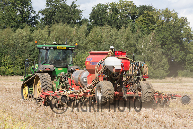 Drilling oilseed rape in Lincolnshire<br /> Picture Tim Scrivener 07850 303986<br /> &hellip;.Covering agriculture in the UK&hellip;.