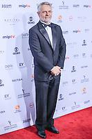 NEW YORK, NY 21.11.2016 - EMMY-2016 -  Carlos Henrique Schroder durante tapete vermelho do Emmy Internacional 2016 prêmio dos melhores atores e novelas da TV, em Nova York, nos Estados Unidos na noite desta segunda-feira, 21. (Foto: Vanessa Carvalho/Brazil Photo Press)