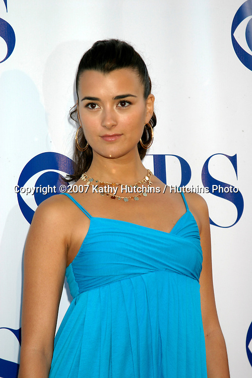 Cote de Pablo .CBS TCA Summer Press Tour Party.Wadsworth Theater.Westwood, CA.July 19, 2007.©2007 Kathy Hutchins / Hutchins Photo....