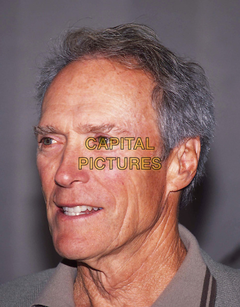 CLINT EASTWOOD.Ref: ND.*RAW SCAN - photo will be adjusted for publication*.www.capitalpictures.com.sales@capitalpictures.com.© Capital Pictures.